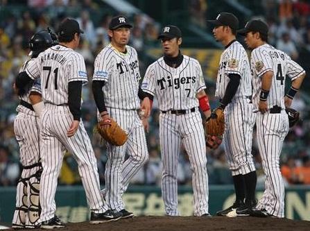 阪神タイガース コーチ 監督 2016 金本