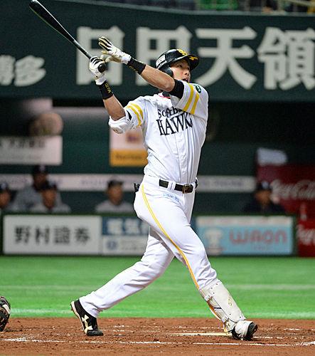 柳田悠岐 年俸推移 2015 2016 最高年俸