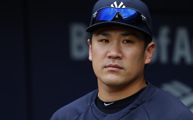 田中将大 年俸 推移 手取り 1球
