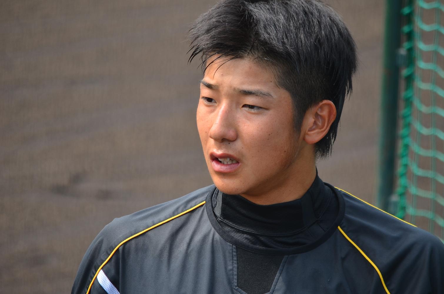 阪神タイガース 横田慎太郎 失言 父 筋肉