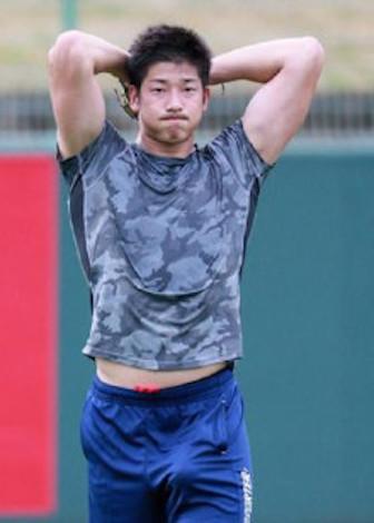 横田慎太郎 筋肉