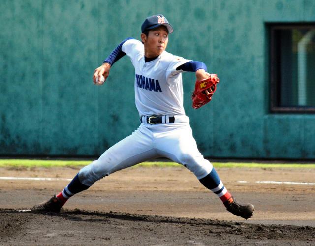 高校野球 2016 夏 注目選手 神奈川