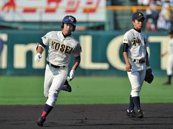Koshien history strongest No. 1 batter