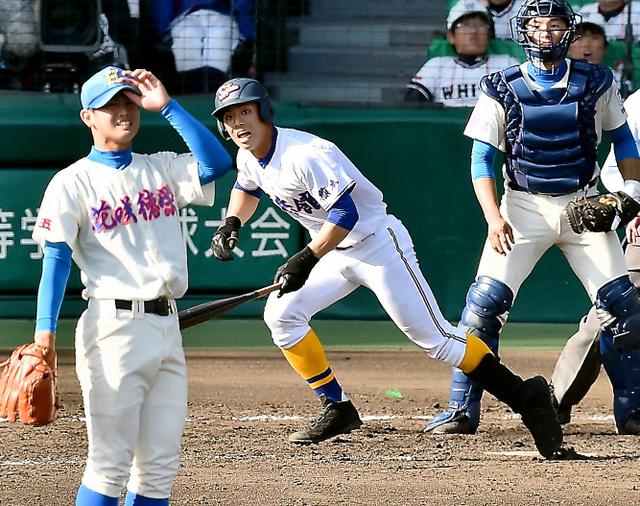 花咲徳栄高校 高橋昂也 中学 身長 体重 球速 球種