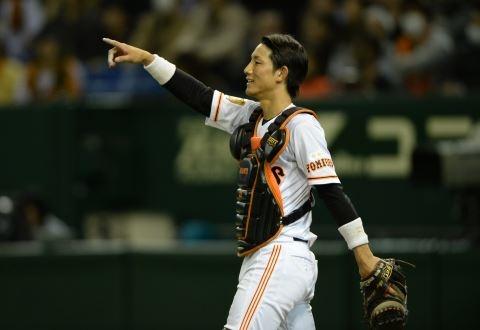 巨人 小林誠司 捕手 評価 リード 打率