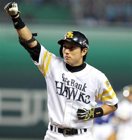 川崎宗則 2017 来季 去就 ソフトバンク 年俸 成績