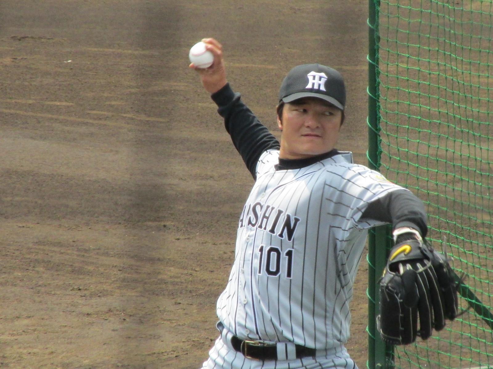 中日 西川健太郎 打撃投手 年俸 裏方