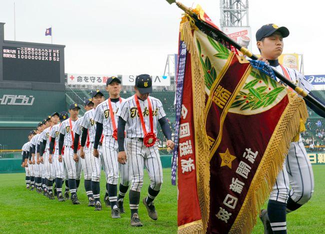 2017高校野球春の選抜!優勝候補を予想!ズバリここだ!   net ...