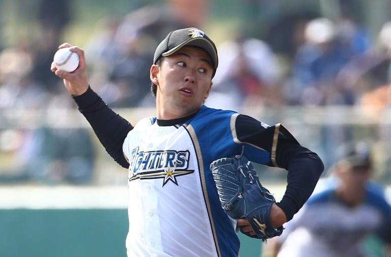 斎藤佑樹 戦力外 2017年11月