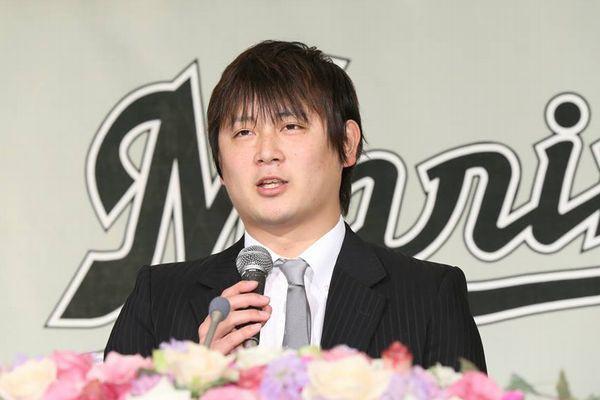 涌井 FA メジャー 無理 移籍先 国内 ロッテ 残留