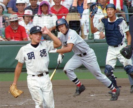 寺本四郎 明徳 松坂世代 高校日本代表 現在