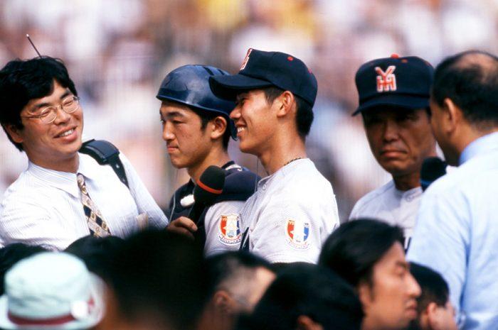 小山良男 現在 松坂世代 高校日本代表