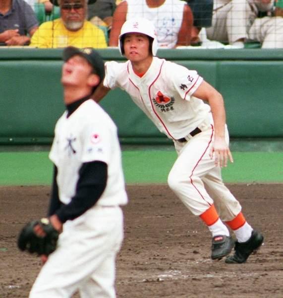 大島裕行外野手(埼玉栄/2年)現在 松坂世代 高校日本代表